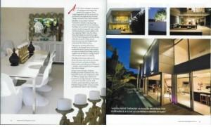La Maison Pacifique Ocean Road Magazine Feature Autumn 2012